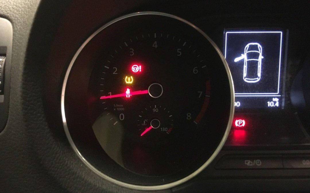 DTS Lopik wist crash data elektrische stuurbekrachtiging Volkswagen Group zonder stuurkolom te vervangen